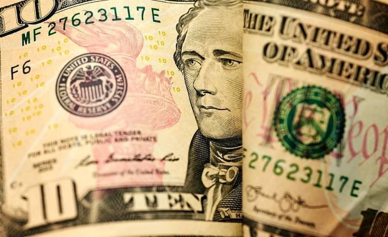 Действия Китая лишат США возможности безнаказанно печатать триллионы долларов
