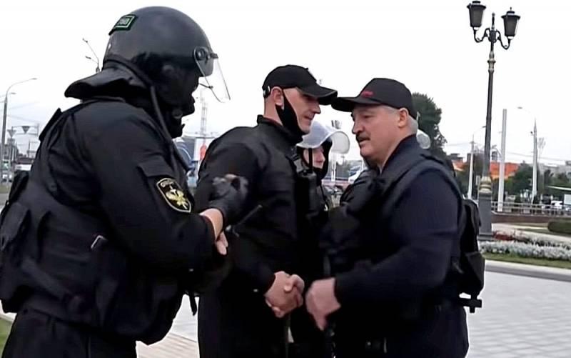 Выхода нет: присоединение Беларуси к РФ становится последним шансом спасти власть Лукашенко