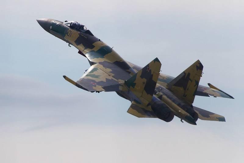 Опасаясь греческих «Рафалей», турки захотели купить Су-35 у России