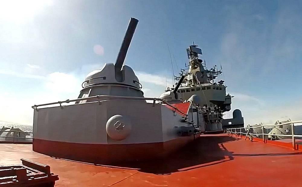 Por que os americanos pretendem expulsar os navios russos de Chipre