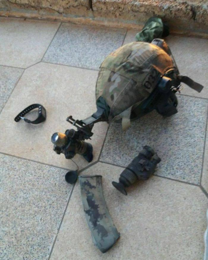 La red está discutiendo la posible muerte de las fuerzas especiales rusas en Siria.