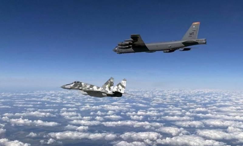 РУСКАТА ПВО НЕ МОЖА ДА ПРИХВАНЕ ТРИ B-52H НА САЩ