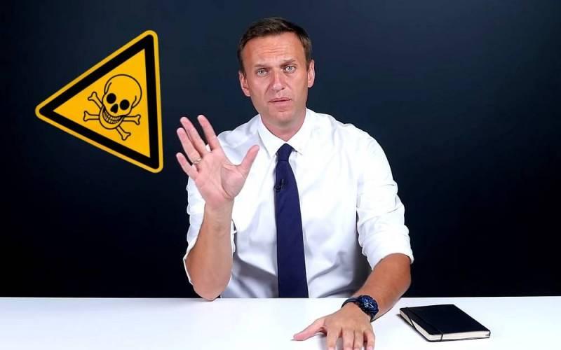 Мнение: Конец операции «Новичок»: шесть причин, почему дело Навального развалится