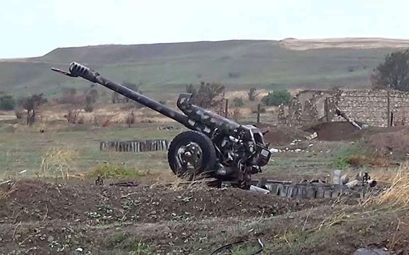 Вместе с Нагорным Карабахом проиграет и Россия