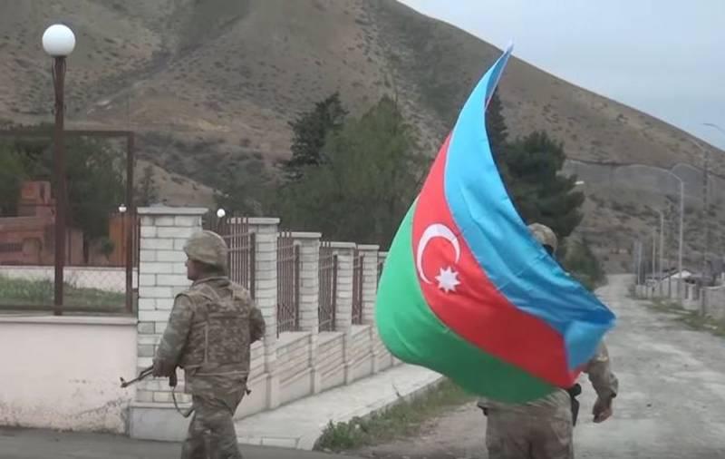 Турция отказалась считать перемирие в Карабахе окончательным решением вопроса