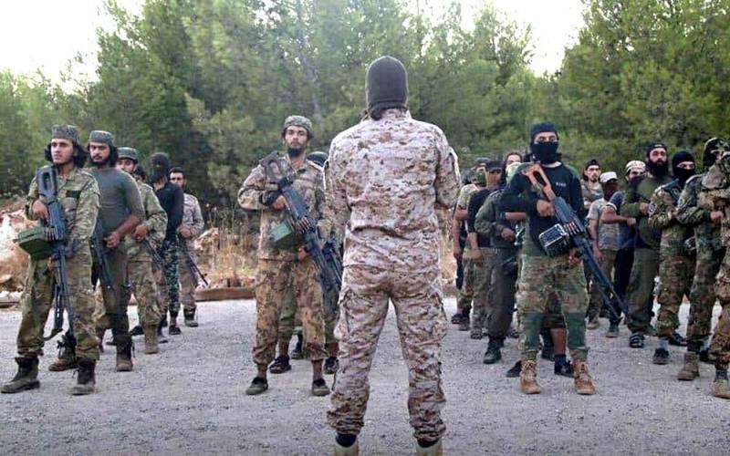 В России произошло первое столкновение с боевиками из Сирии