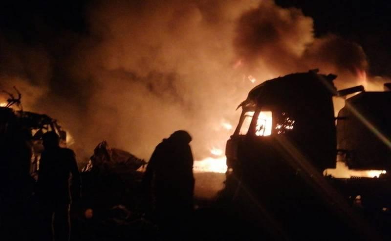 Источник: Россия ударила «Искандером» по протурецким боевикам в Сирии