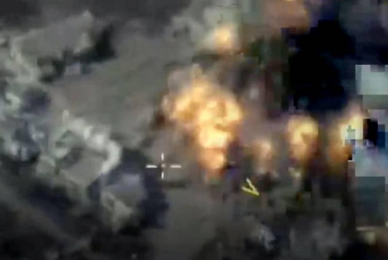 Уничтожение Россией парада боевиков в Сирии стало ответом Турции за Карабах