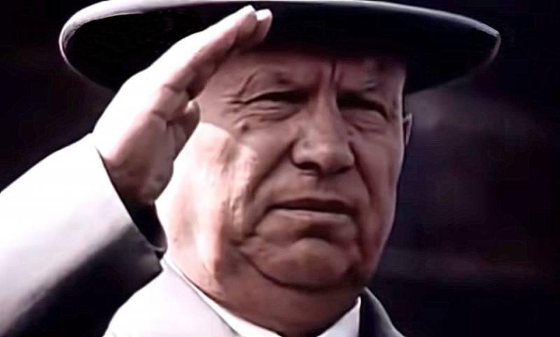 Как Хрущев предал Россию, помиловав нацистских преступников