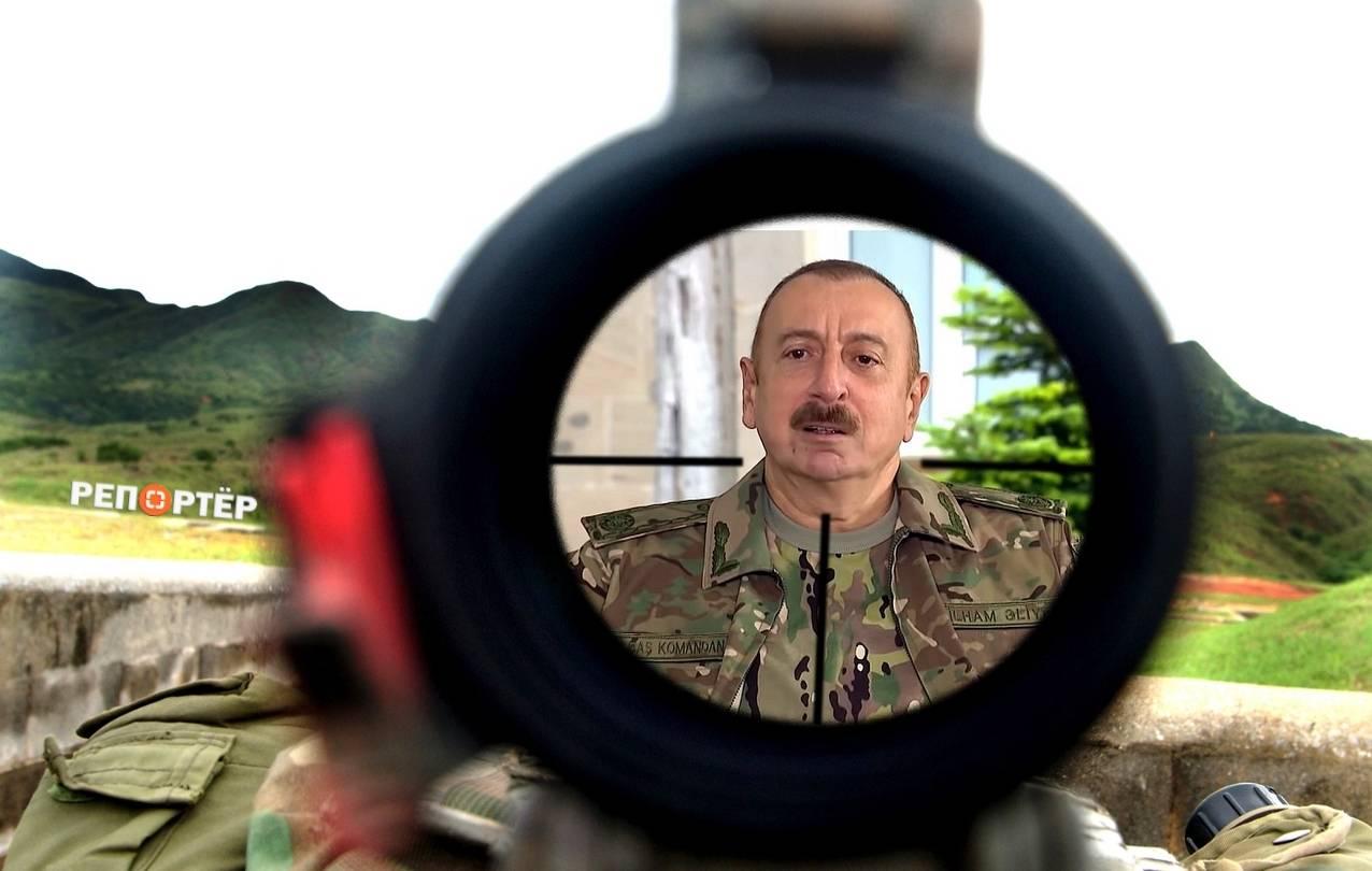 «Алиев на прицеле»: а про Иран все забыли? (окончание)