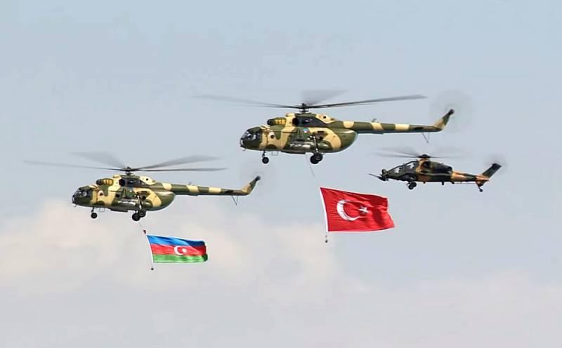 Что получит Турция в Азербайджане на правах победителя