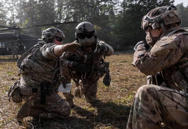 США создают ударный «кулак» у границ России