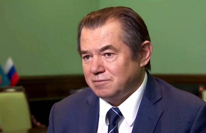 Глазьев: Запад 25 лет жил безбедно за счет России, теперь этому приходит конец