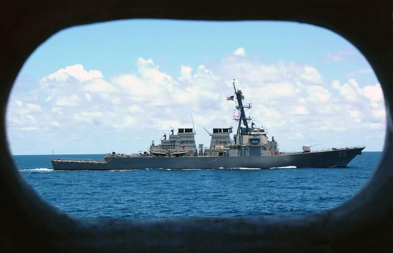 «Мы бы уничтожили русский флот»: американцы об инциденте с эсминцем США
