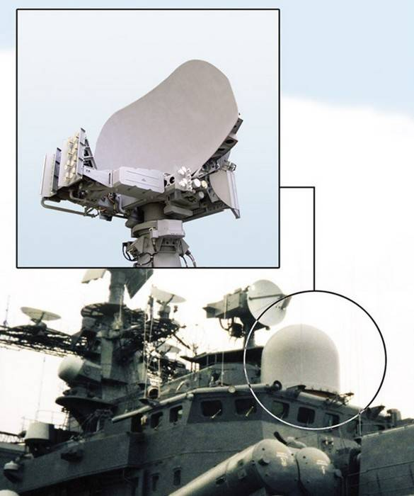 Ukraine has supplied the US with military radars, which are in service with the Russian Federation