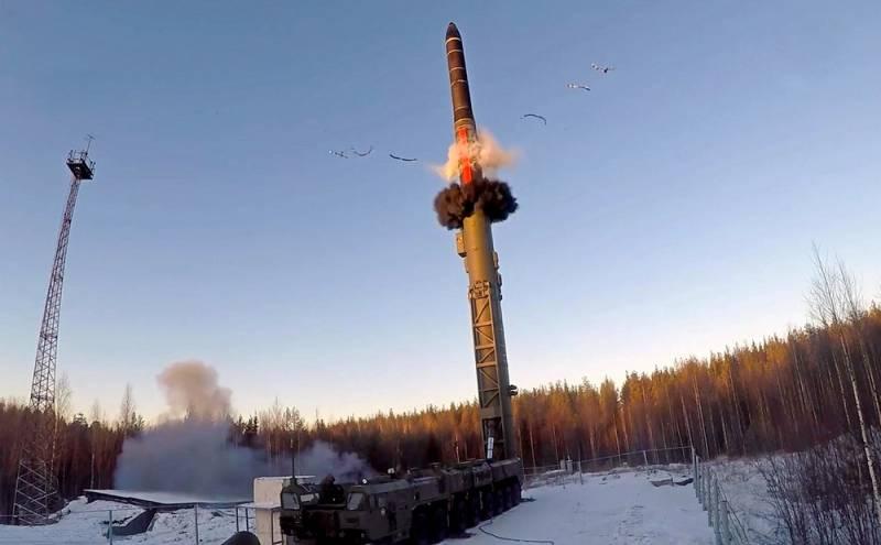 Американцы наблюдали прилёт инертных боеголовок российских МБР на Камчатку Новости