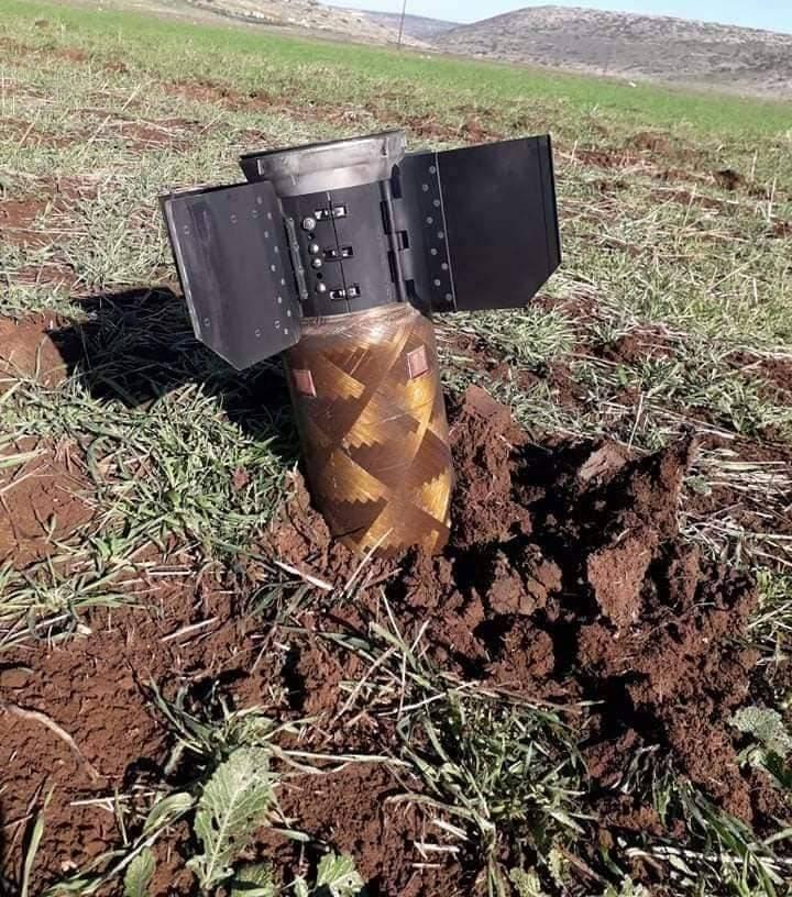 Bombas israelenses abatidas por sistemas de defesa aérea russos na Síria