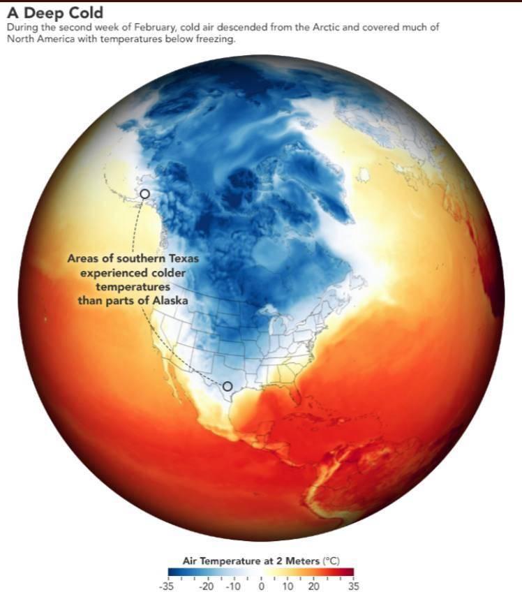 Le pétrole bat des records au milieu de l'effondrement climatique américain