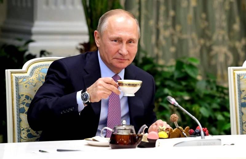 Евросоюз в ловушке Путина