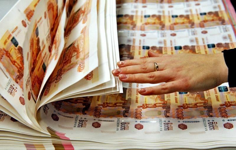 A Rússia concebeu investimentos colossais na indústria nacional