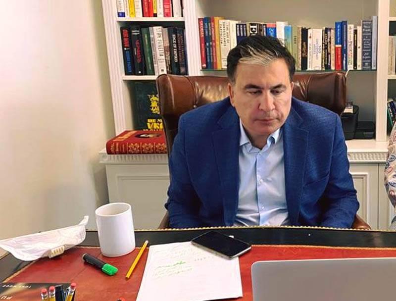 Saakashvili: Fui eu e minha equipe que criamos o estado georgiano