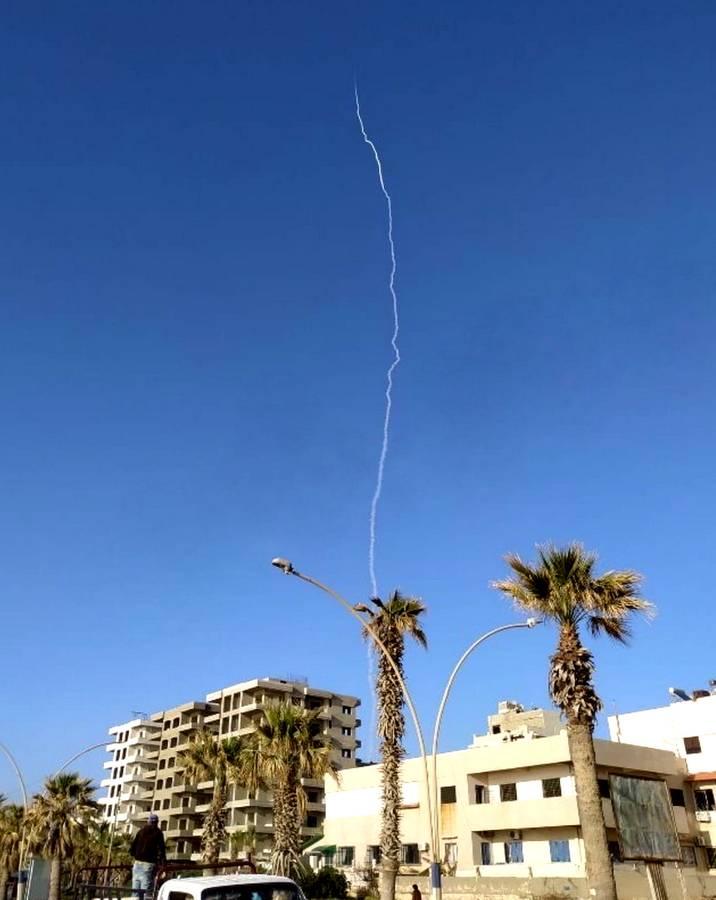 俄罗斯导弹官在与土耳其接壤的叙利亚发射了伊斯坎德尔导弹
