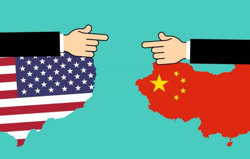 «Битва за умы»: Китай терпит идеологическое поражение от США