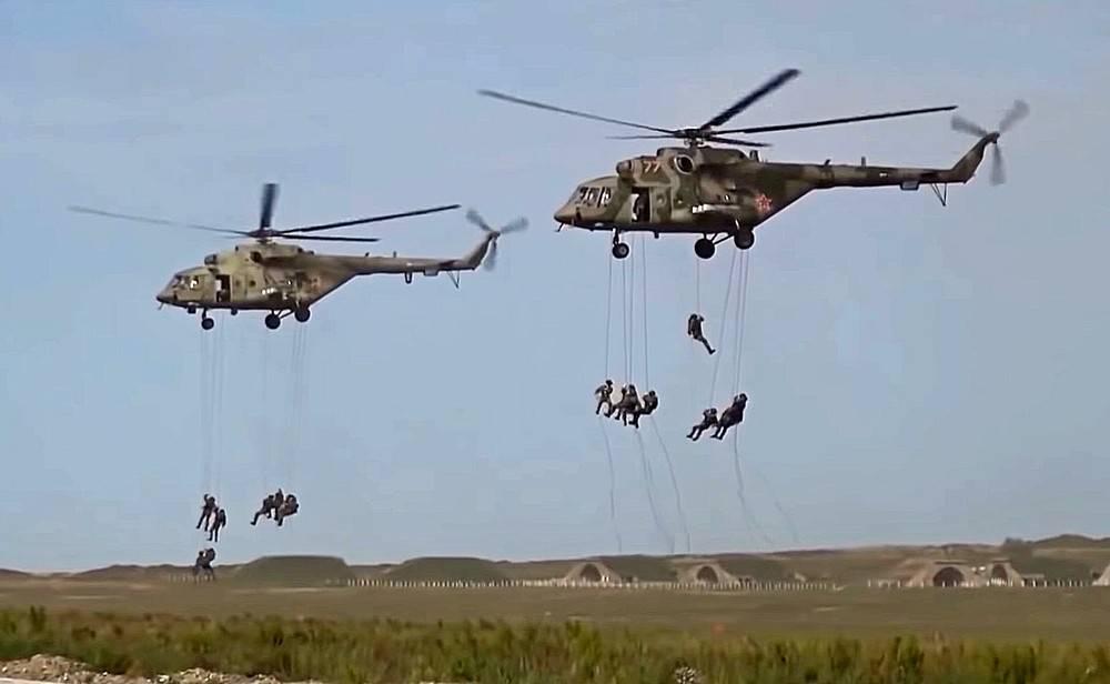 La 18a Divisione Fucilieri Motorizzati Guardie della Federazione Russa potrà conquistare l'Europa orientale