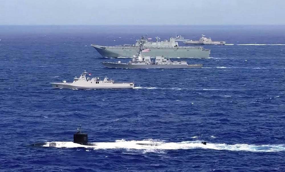 """Les forces navales iront-elles au """"Kerch Breakthrough-2"""" sous le couvert de la flotte de l'OTAN"""