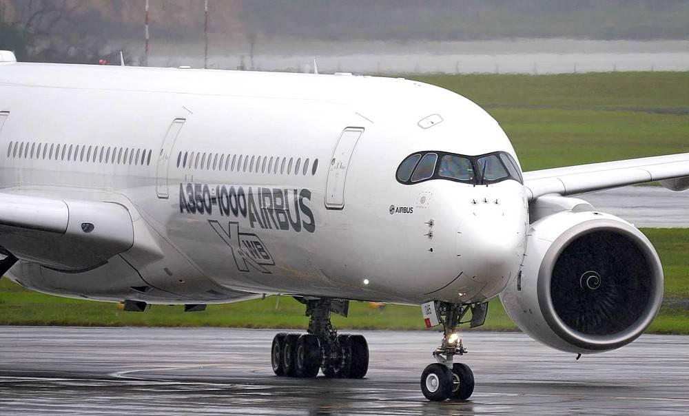 A guerra comercial mundial da aviação está apenas começando