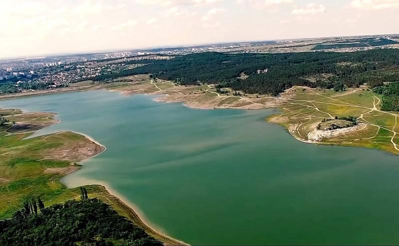 Полные водохранилища: Как за несколько дней разрешилась водная проблема Крыма