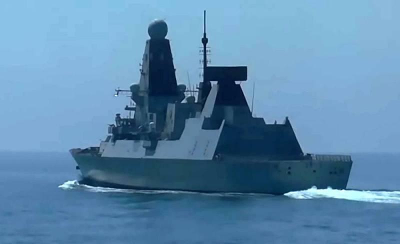 Спутник зафиксировал точное расстояние, на которое «Дефендер» вторгся в воды Крыма