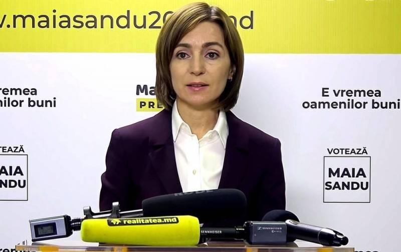 Санду намерена обсудить с Путиным вывод российских миротворцев из Приднестровья