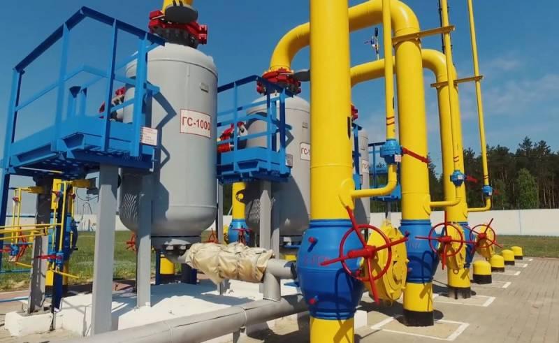 Превращение Украины в «газовый хаб» Европы должен спасти ГТС, уверены в Киеве
