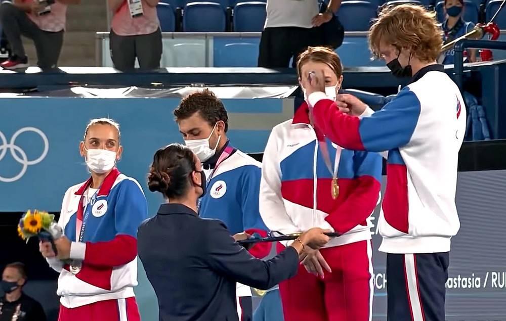 Goebbels'in ilkelerine göre. Rusya arasındaki çatışma olimpiyatlarda alevlendi