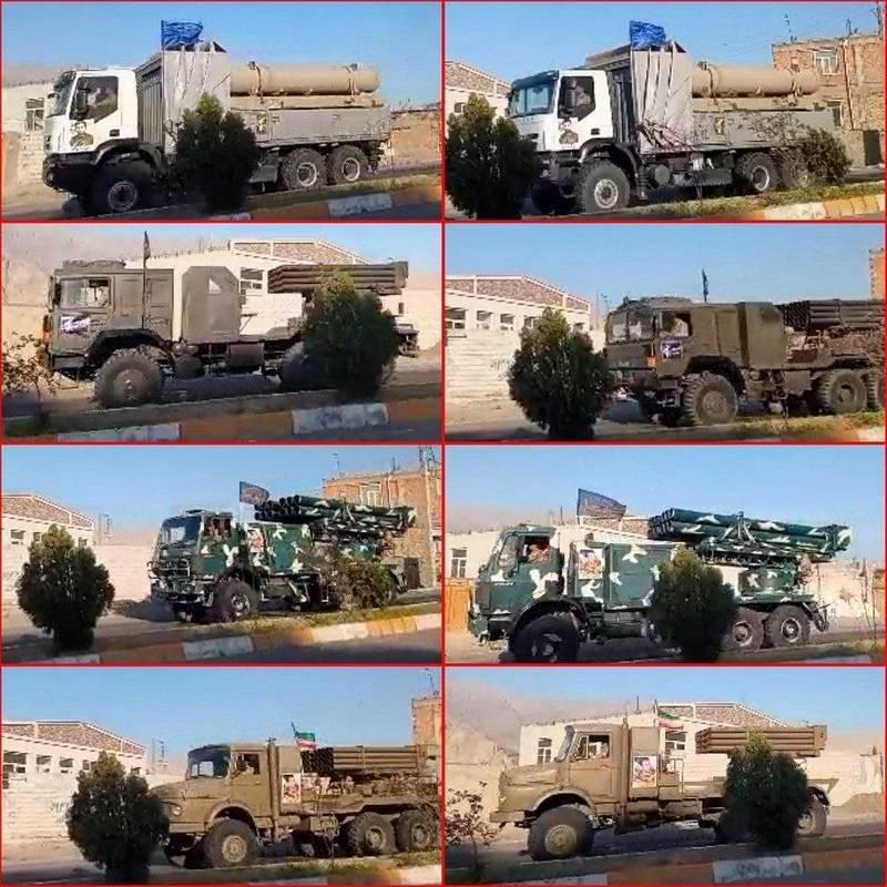 Иран стягивает крупные силы к азербайджанской границе