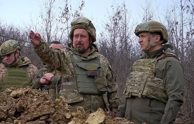 Украина нашла причину для развязывания войны на Донбассе