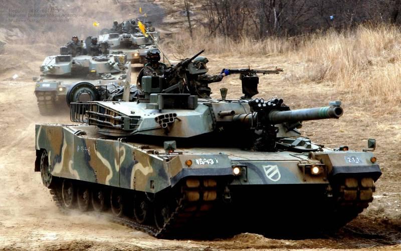Тотальное перевооружение Южной Кореи: новый виток «холодной войны» в Азии